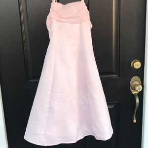 Pink American Princess Dress Size 8